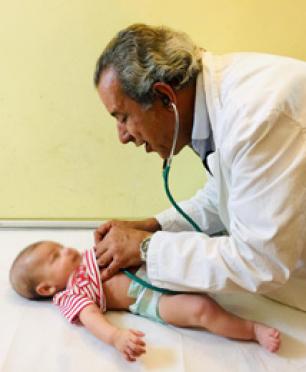 Abu Salem Mohammed, il medico venuto da lontano