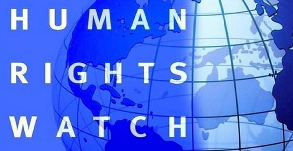 La denuncia all'Italia da parte della Human Rights Watch