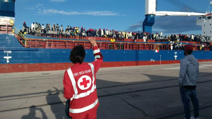 Misure preventive speciali per i soccorsi in mare