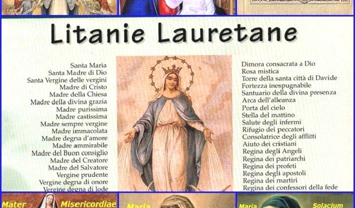 Le tre nuove invocazioni nelle Litanie Lauretane