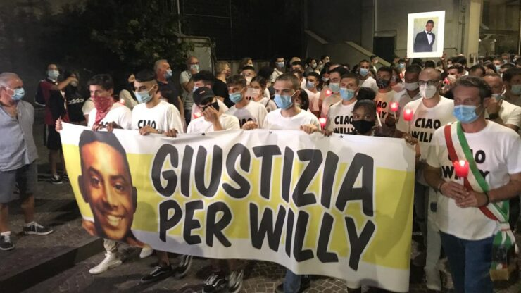 L'altruismo di Willy, la crudeltà contro Willy