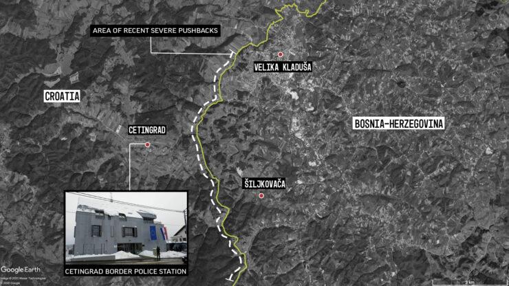 Abusi e insabbiamenti sulla rotta balcanica