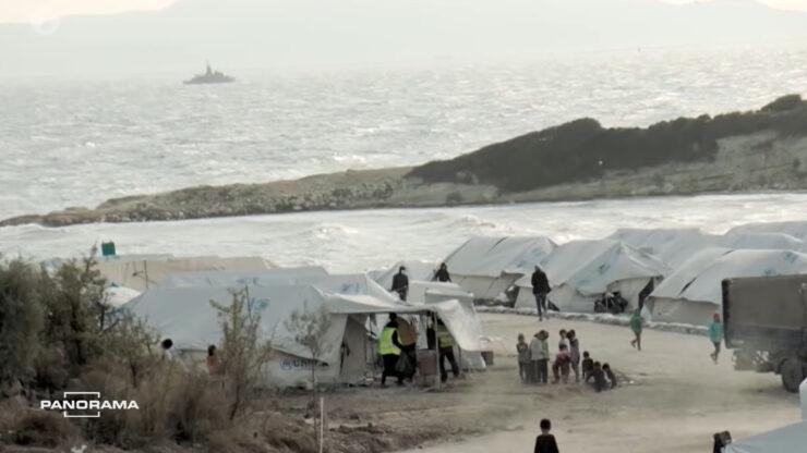"""Medici Senza Frontiere sulla """"nuova Moria"""": 'Le condizioni sono pessime'."""